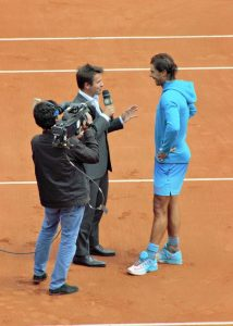 Rafael Nadal Interview