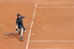 Andy Murray Roland Garros