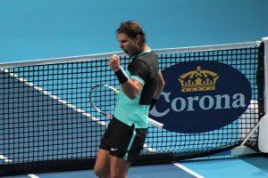 Swiss Indoors Rafael Nadal