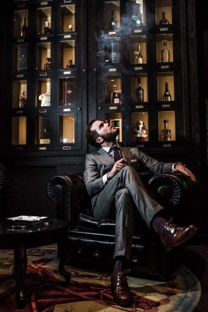 Surprising Kameha Zurich Smokers Lounge By Beat Mumenthaler Inzonedesignstudio Interior Chair Design Inzonedesignstudiocom