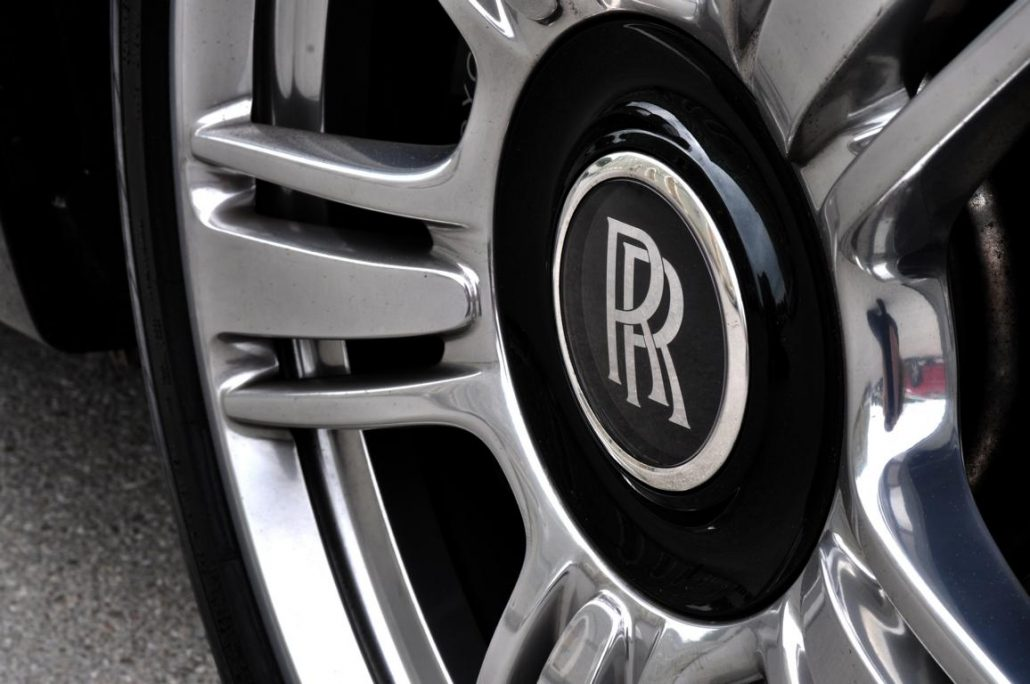 Rolls Royce Wheel