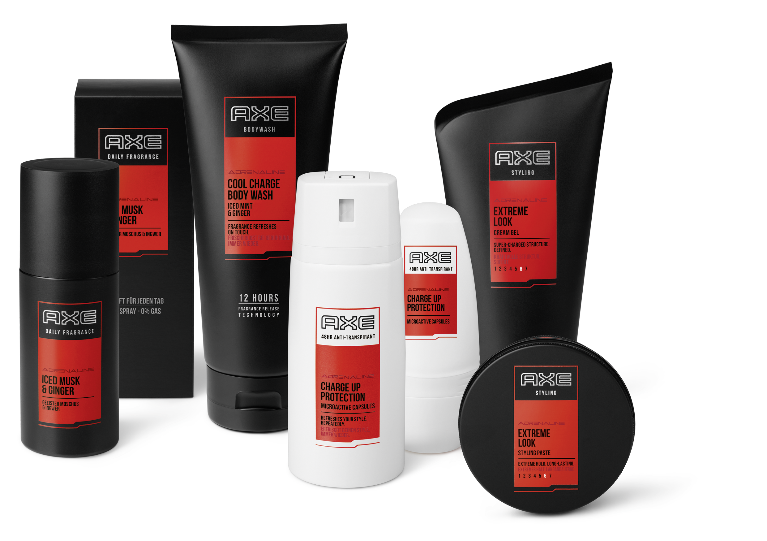 axe hair styling products axe s care find your magic a gentleman s world 3992 | AXE Triolgy