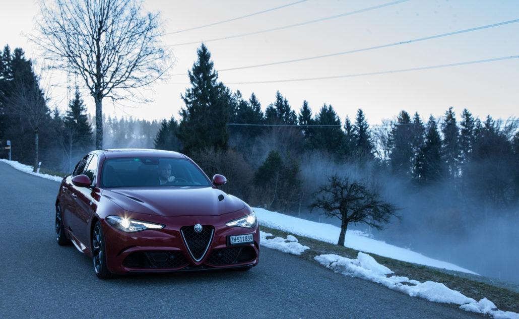 Is The Alfa Romeo Giulia Quadrifoglio Finally A Quality Car A