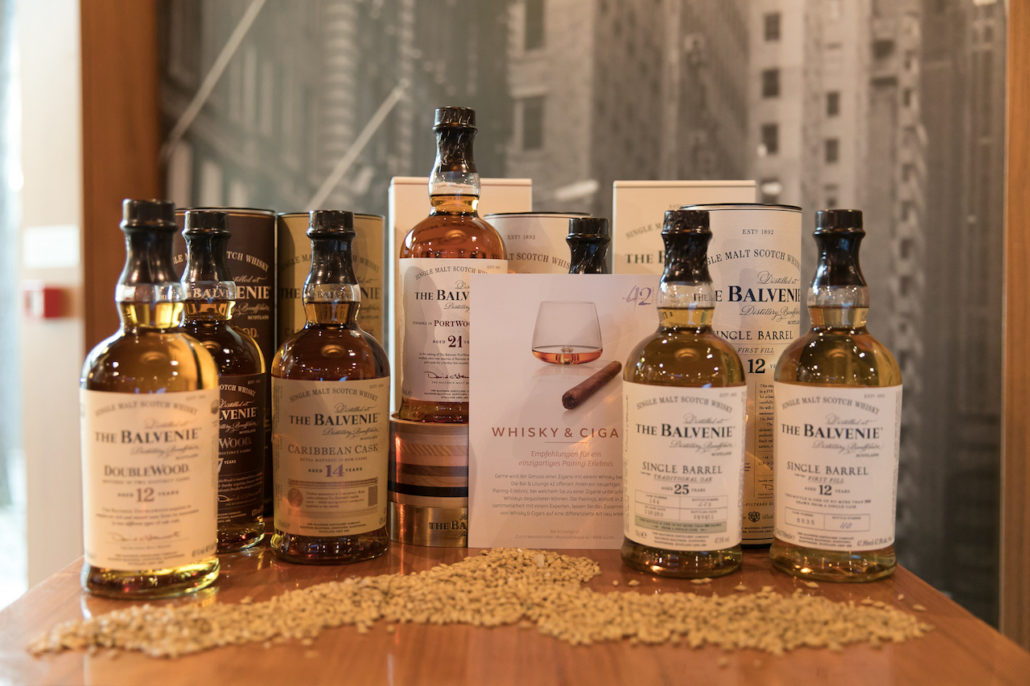 balvenie whisky collection