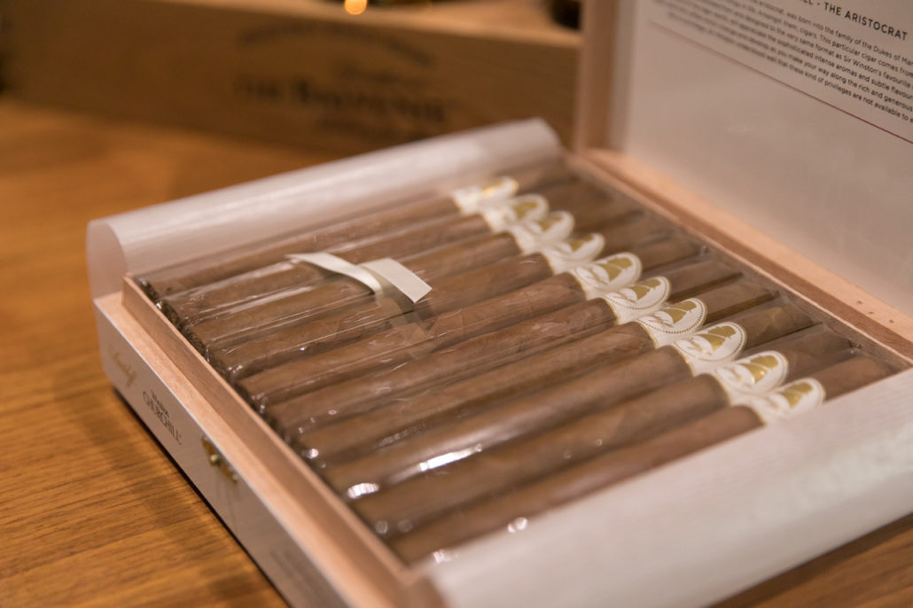 davidoff churchill