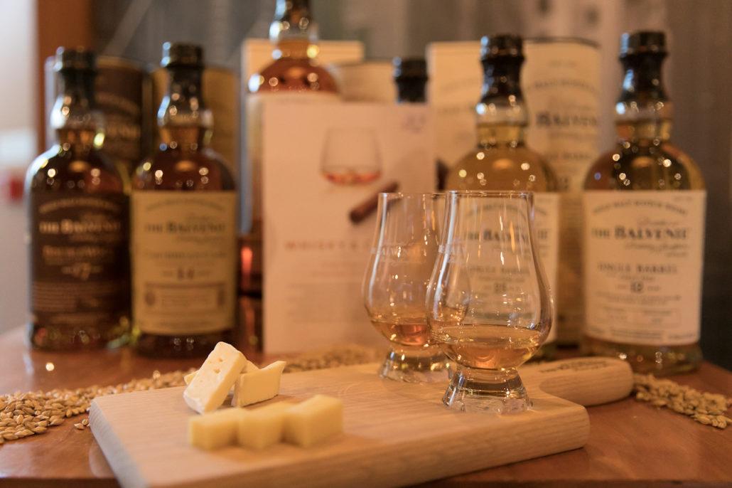 balvenie whisky pairing