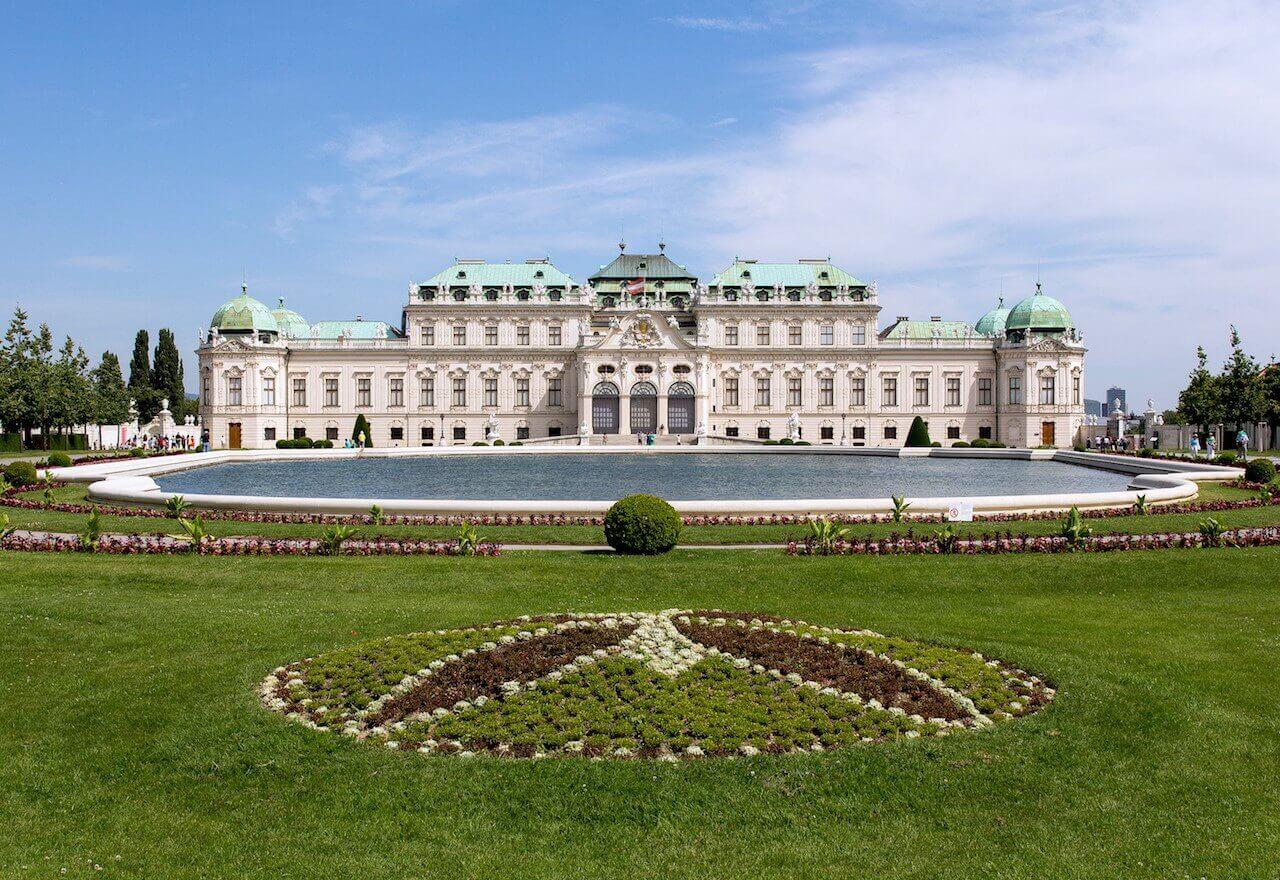 Schloss Belvedere Klimt
