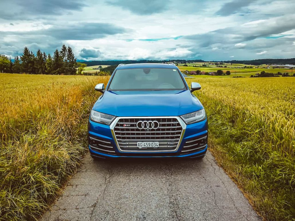 Days With The Audi SQ A Gentlemans World - Audi sq7