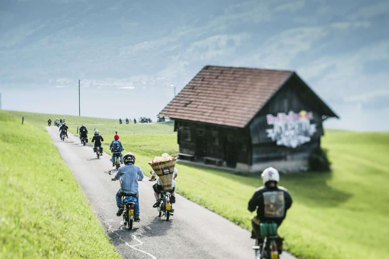 Red Bull Alpenbrevet Bilder