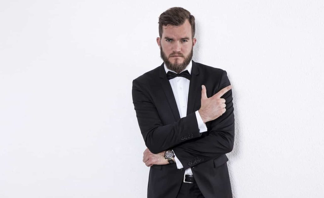 black tie: the rules to follow • a gentleman's world