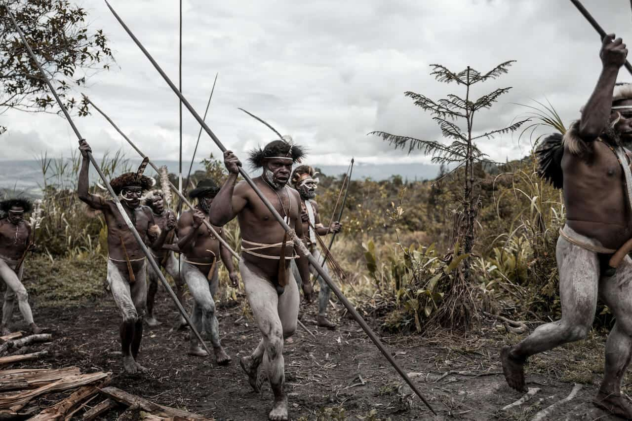 western new guinea places to visit