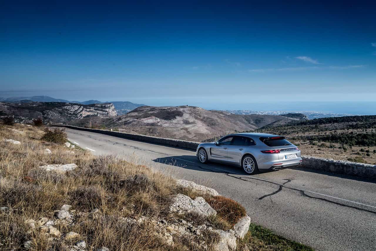 Porsche Panamera Sport