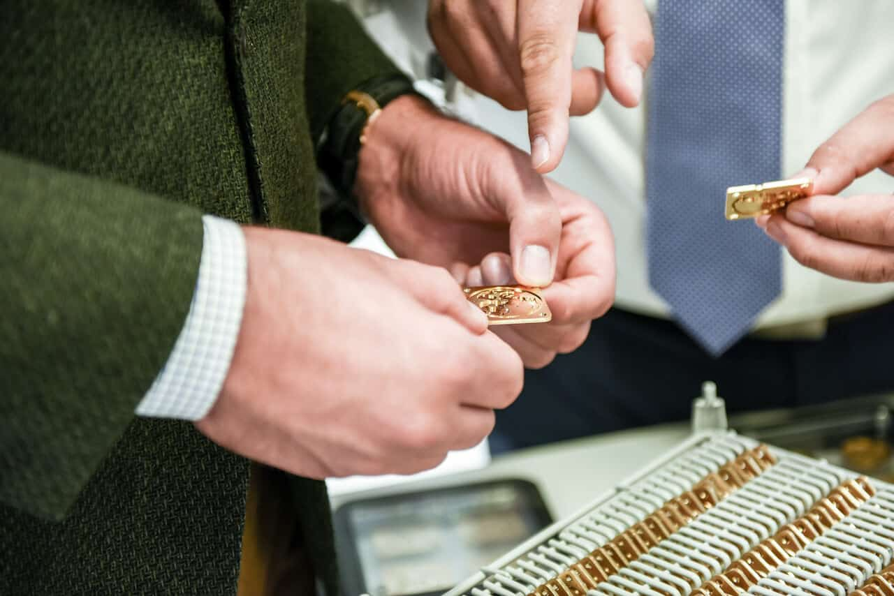 watchmaking