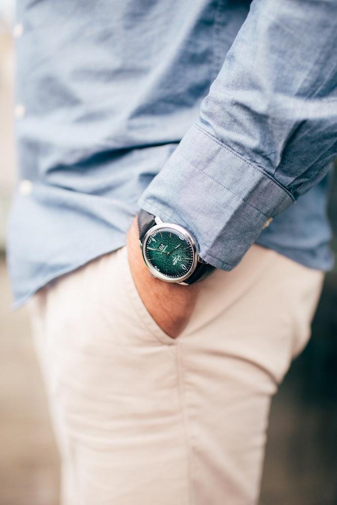 glashütte original new watch