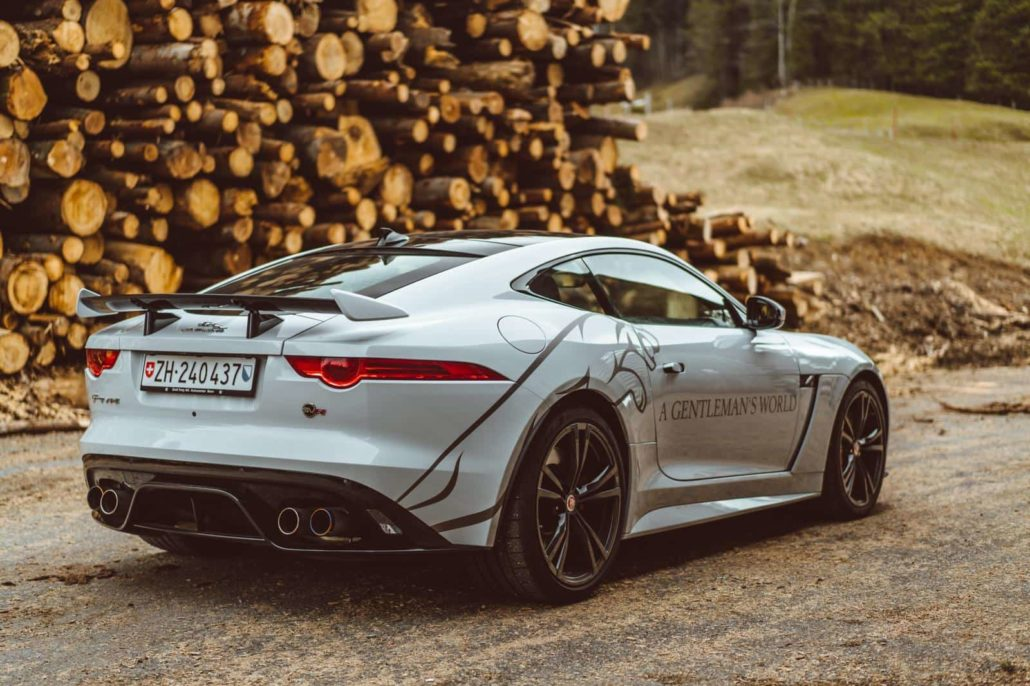 7 reasons to get a jaguar f-type | a gentleman's world