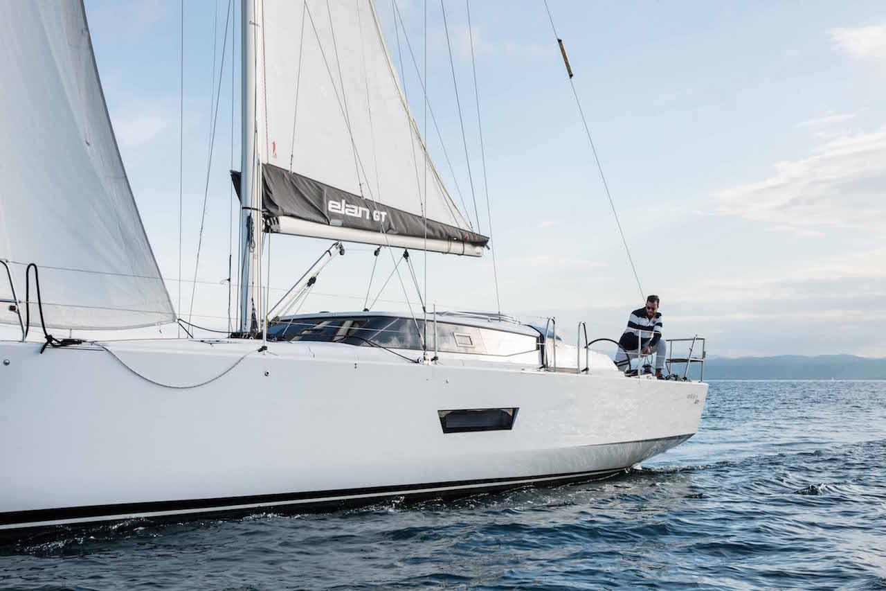 elan sailing yacht
