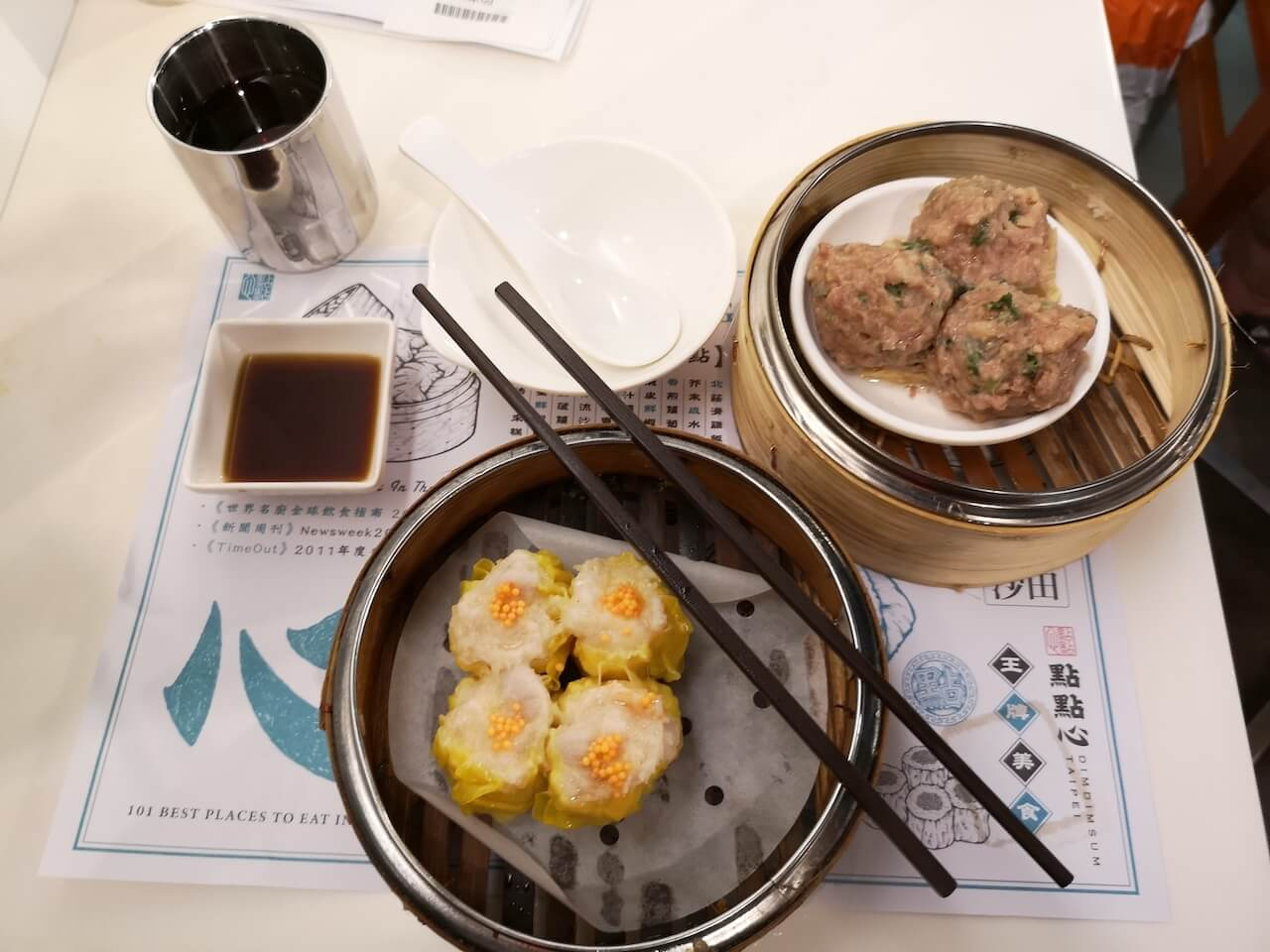 best dumplings in hong kong