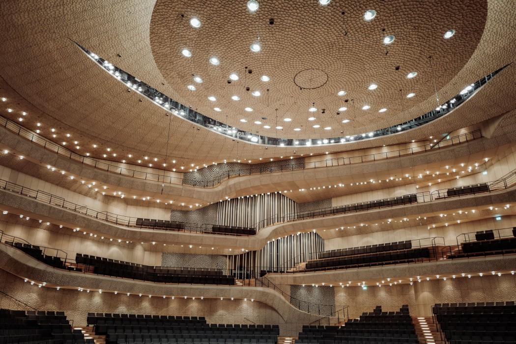 Grosser Saal Konzerthaus