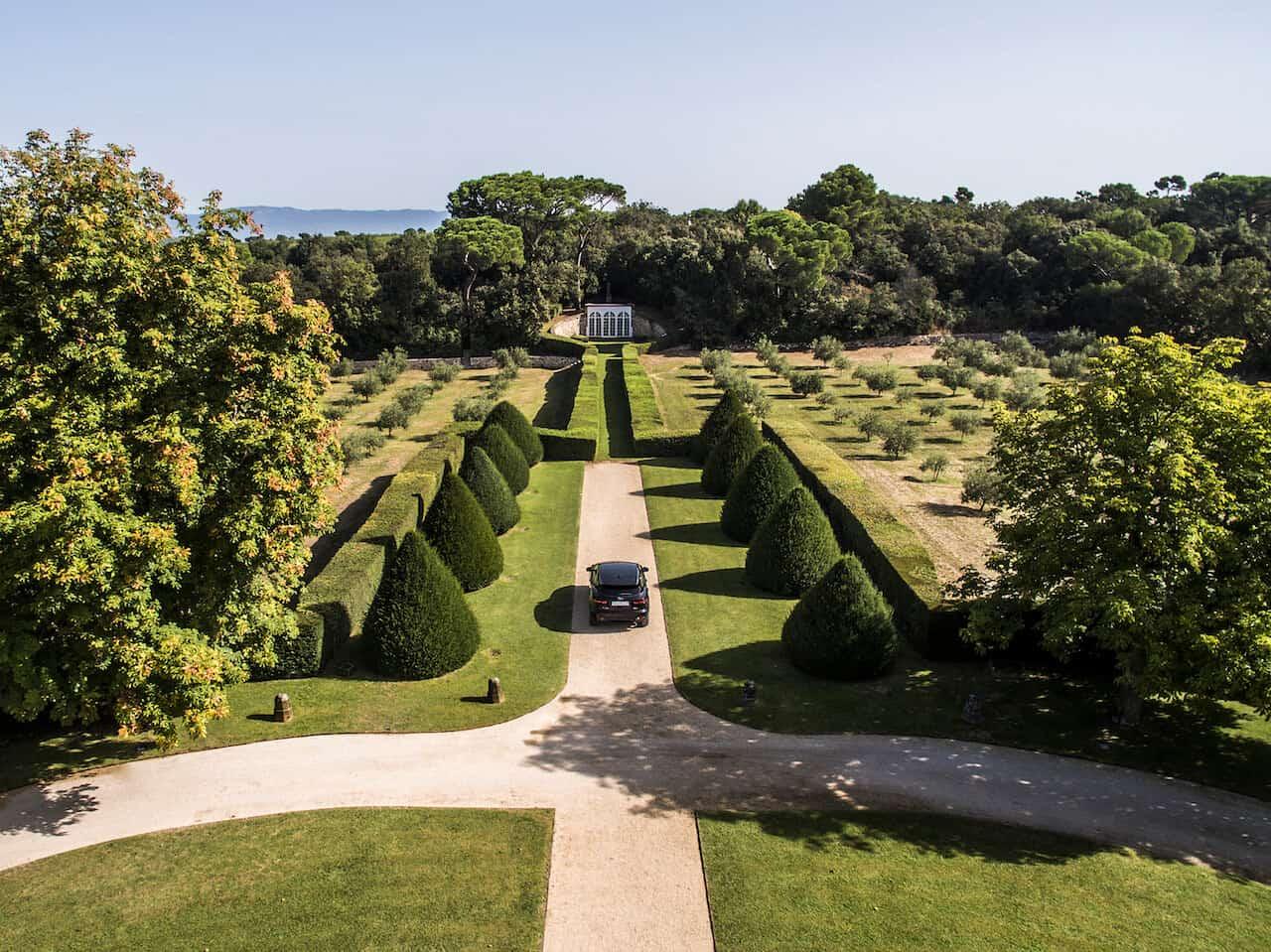 castle provence