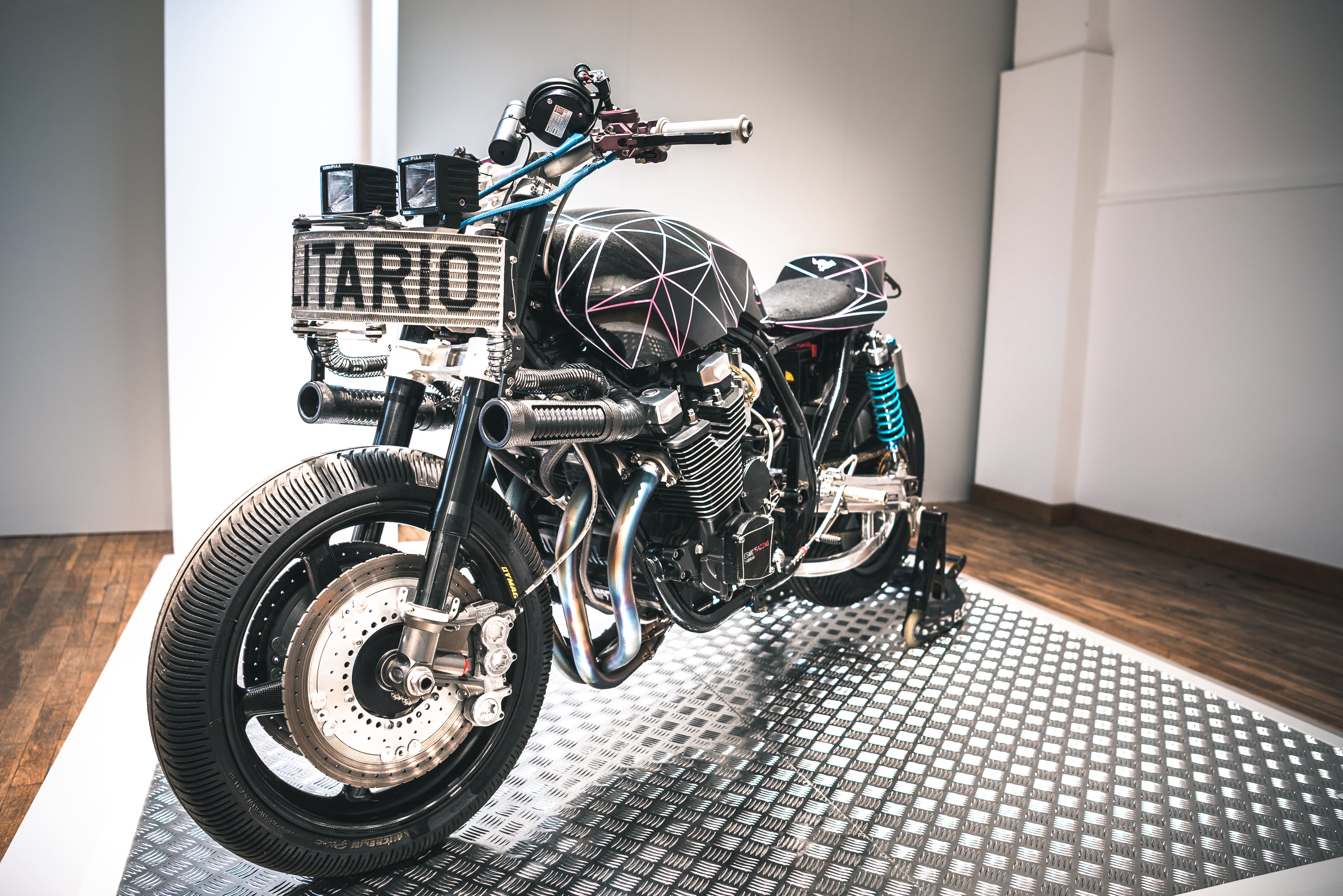 Homo faber Motorcycle