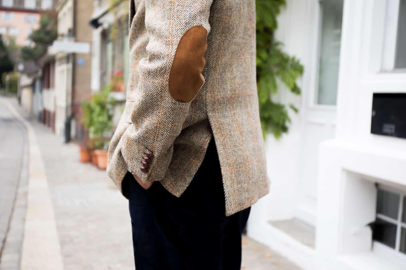 jacket tweed