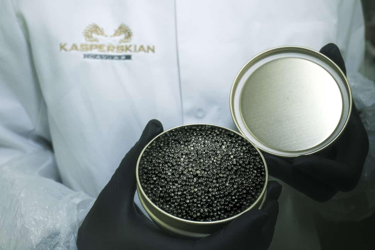 swiss caviar