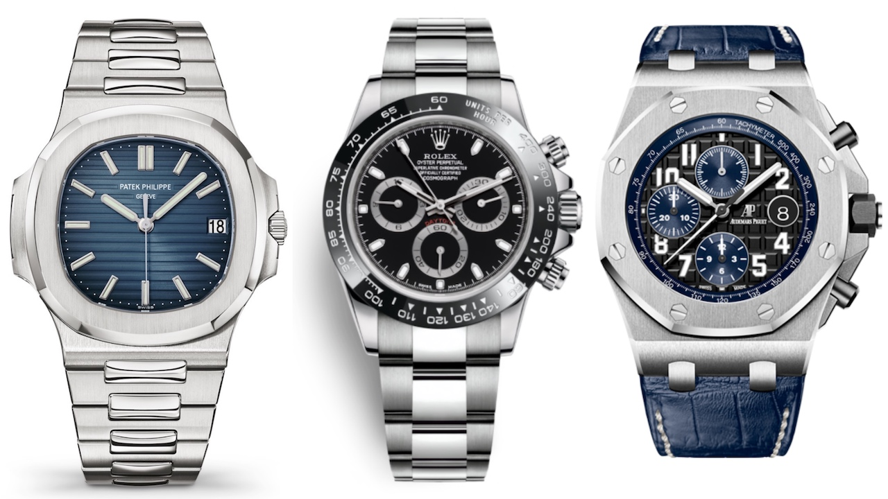Best Investment Watches Popular Brands And Models