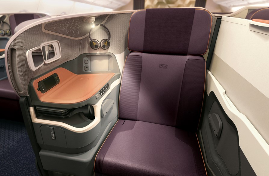 new business class singapore airlines