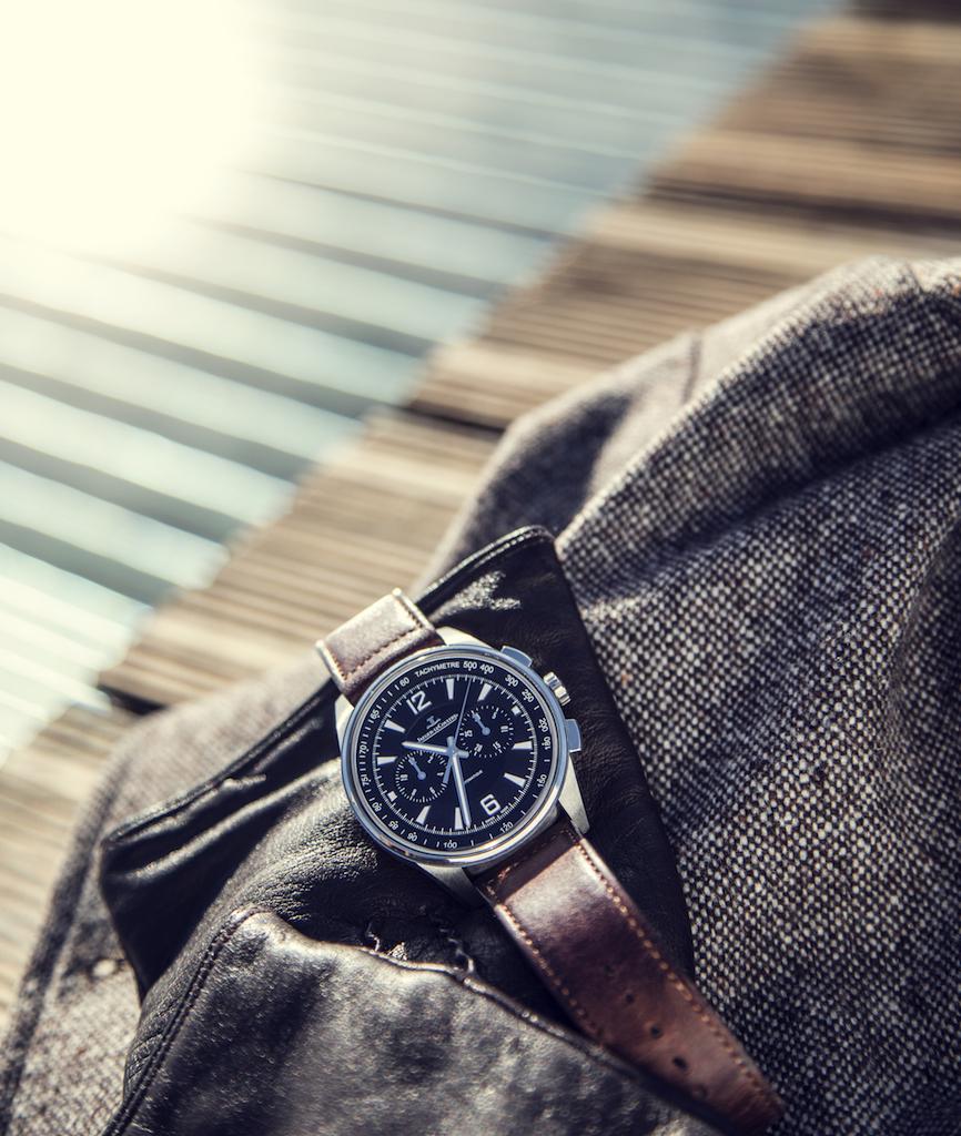 jaeger-lecoultre chronograph