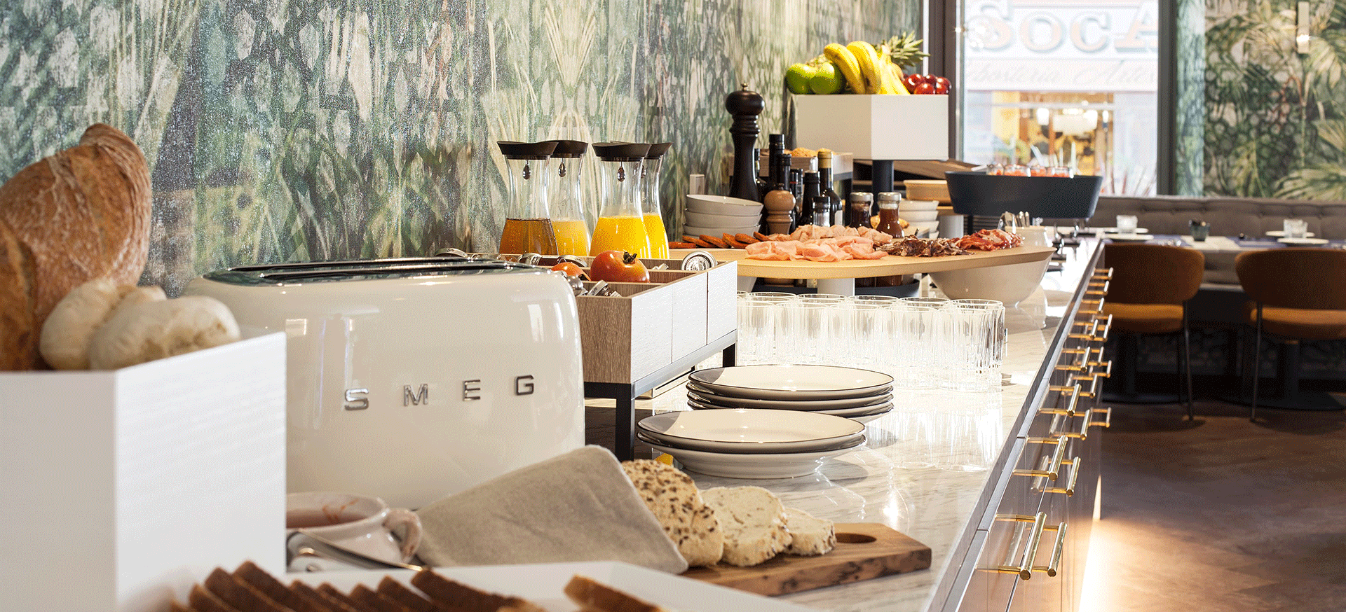 it boutique hotel mallorca breakfast buffet