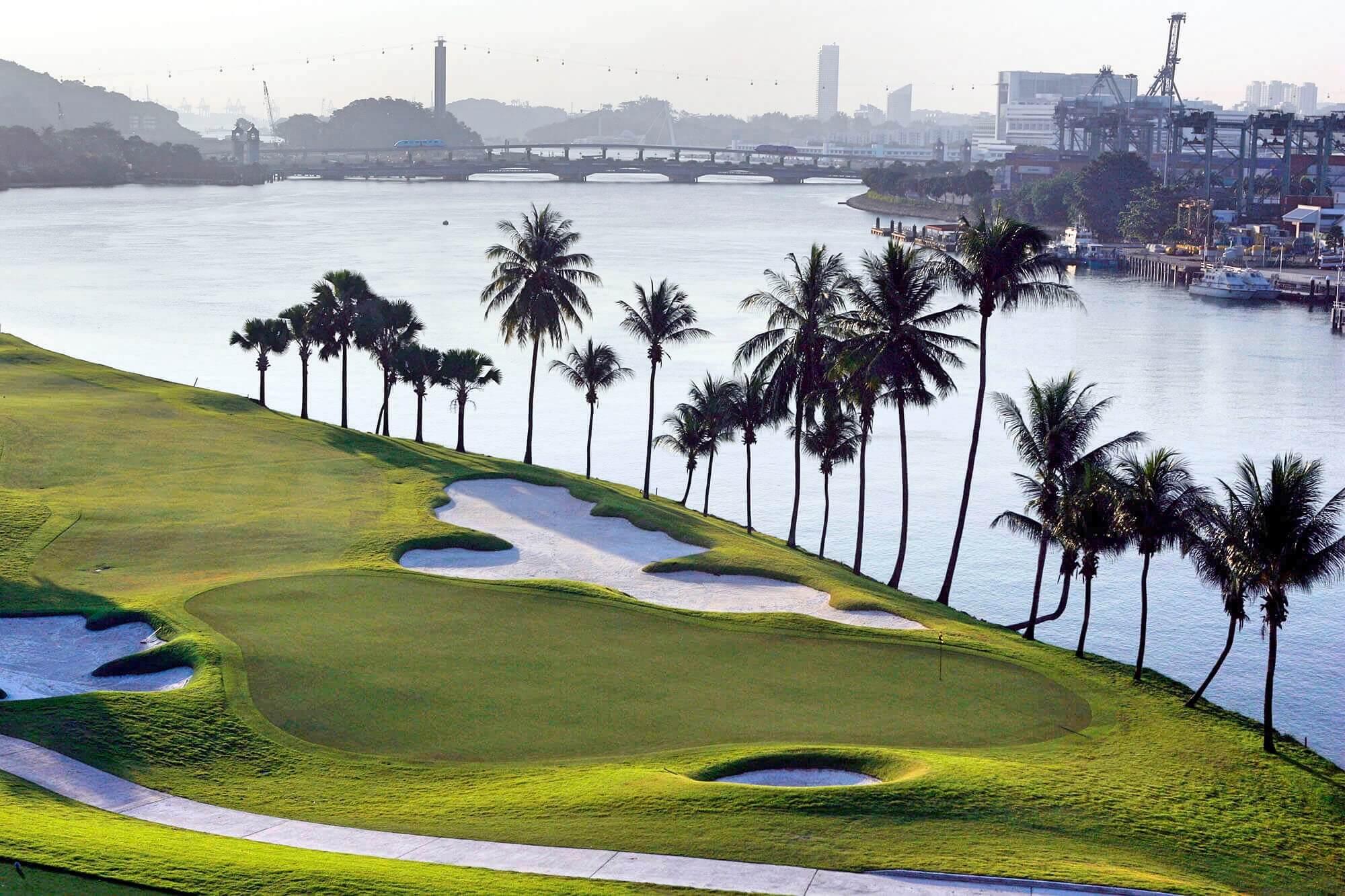 golf singapur