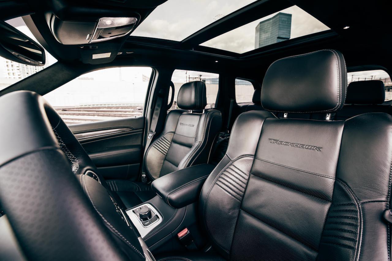 jeep interior