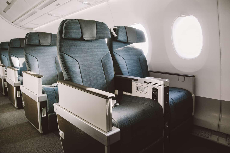 cathay premium economy class