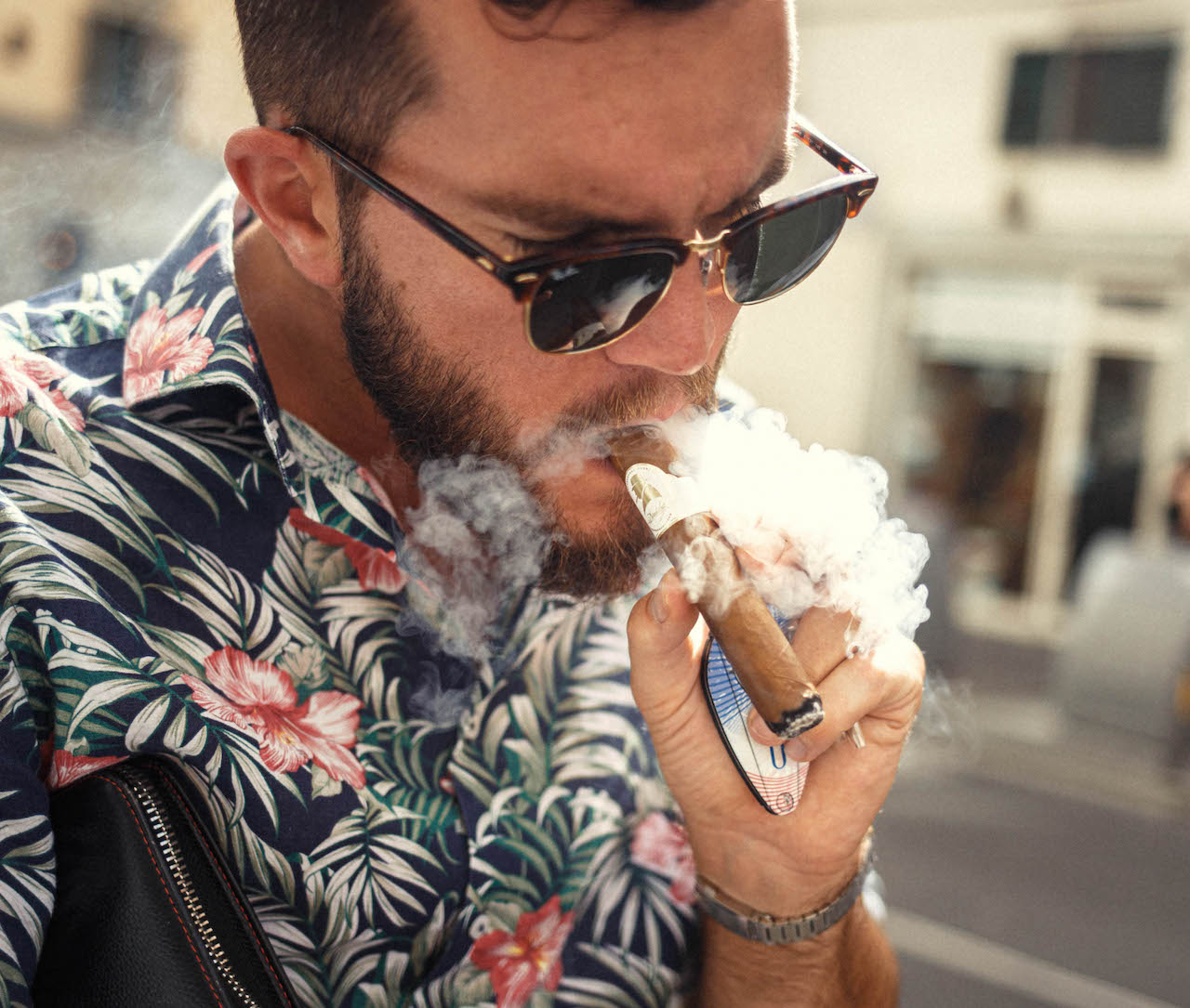 churchill cigarre