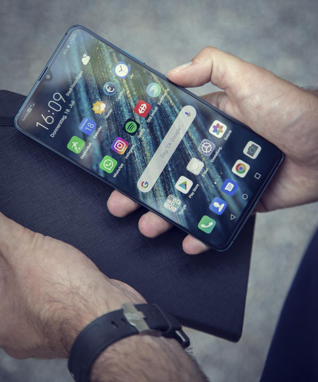 huawei 5g smartphone