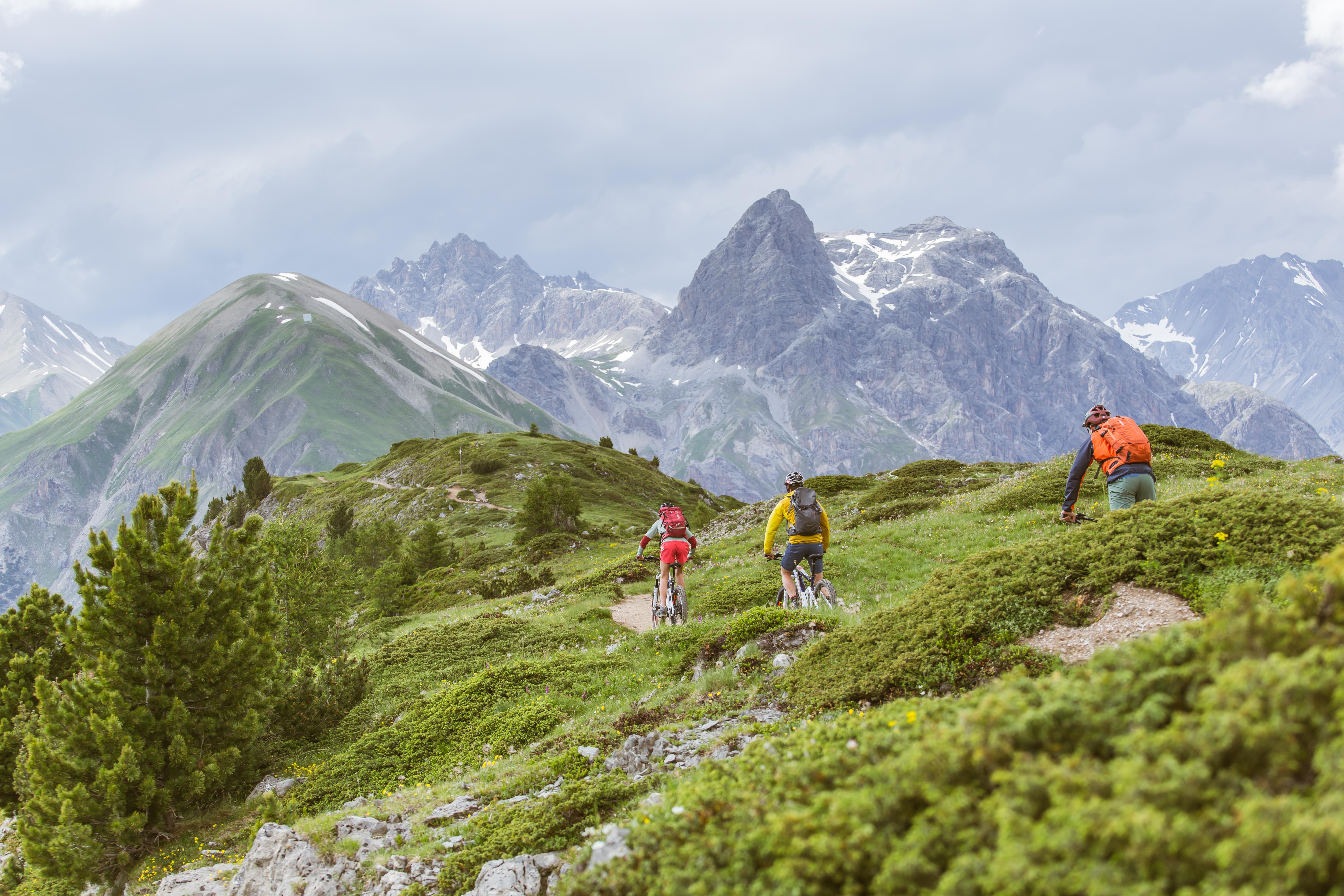 Biking - Livigno Alps