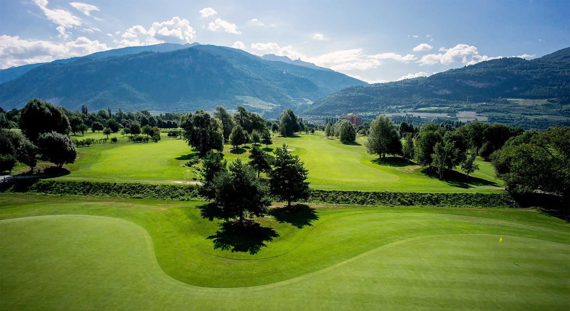 golfplatz sion