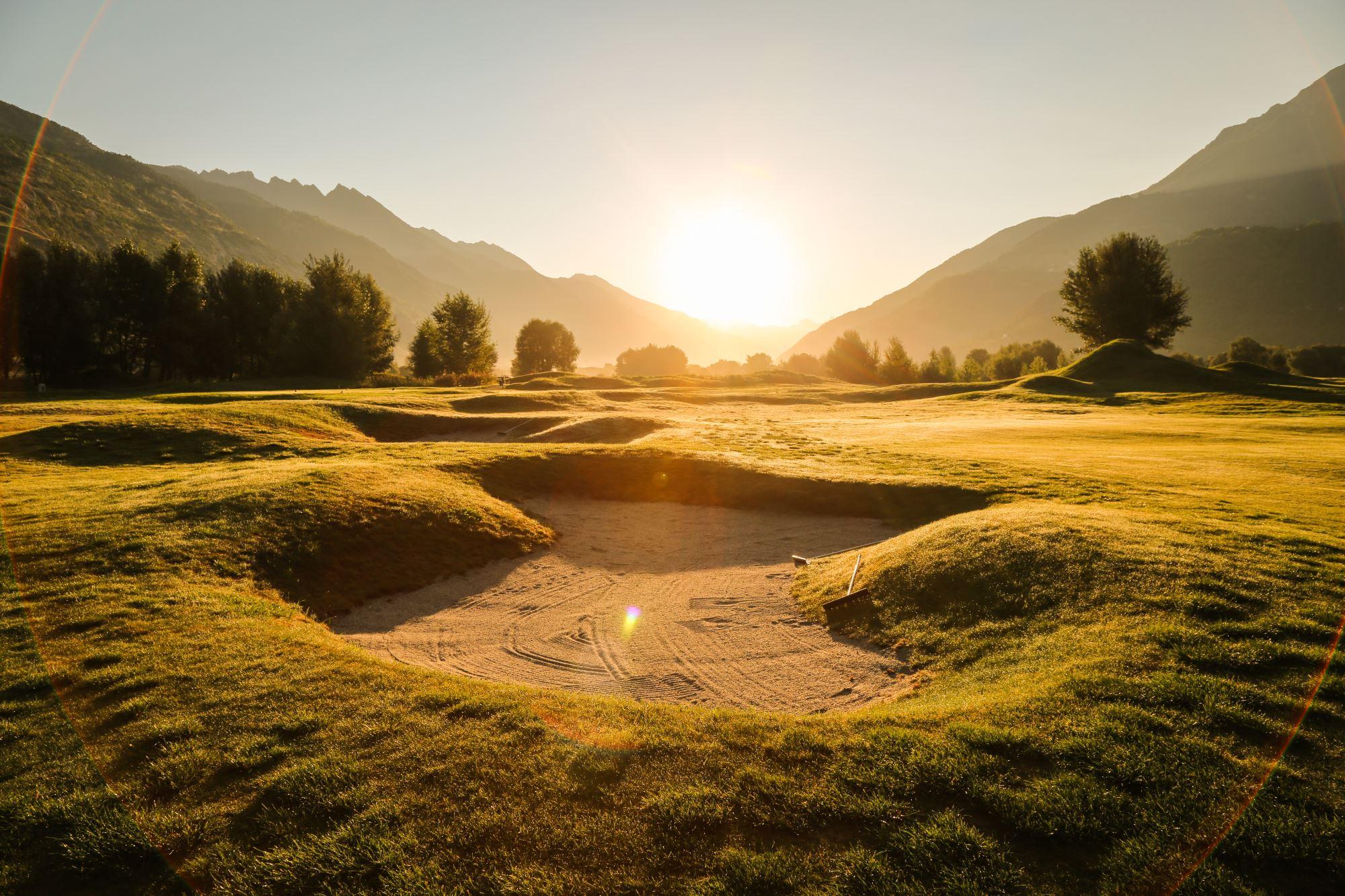 leuk golf