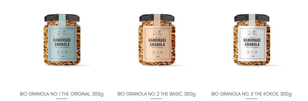 granola vegan