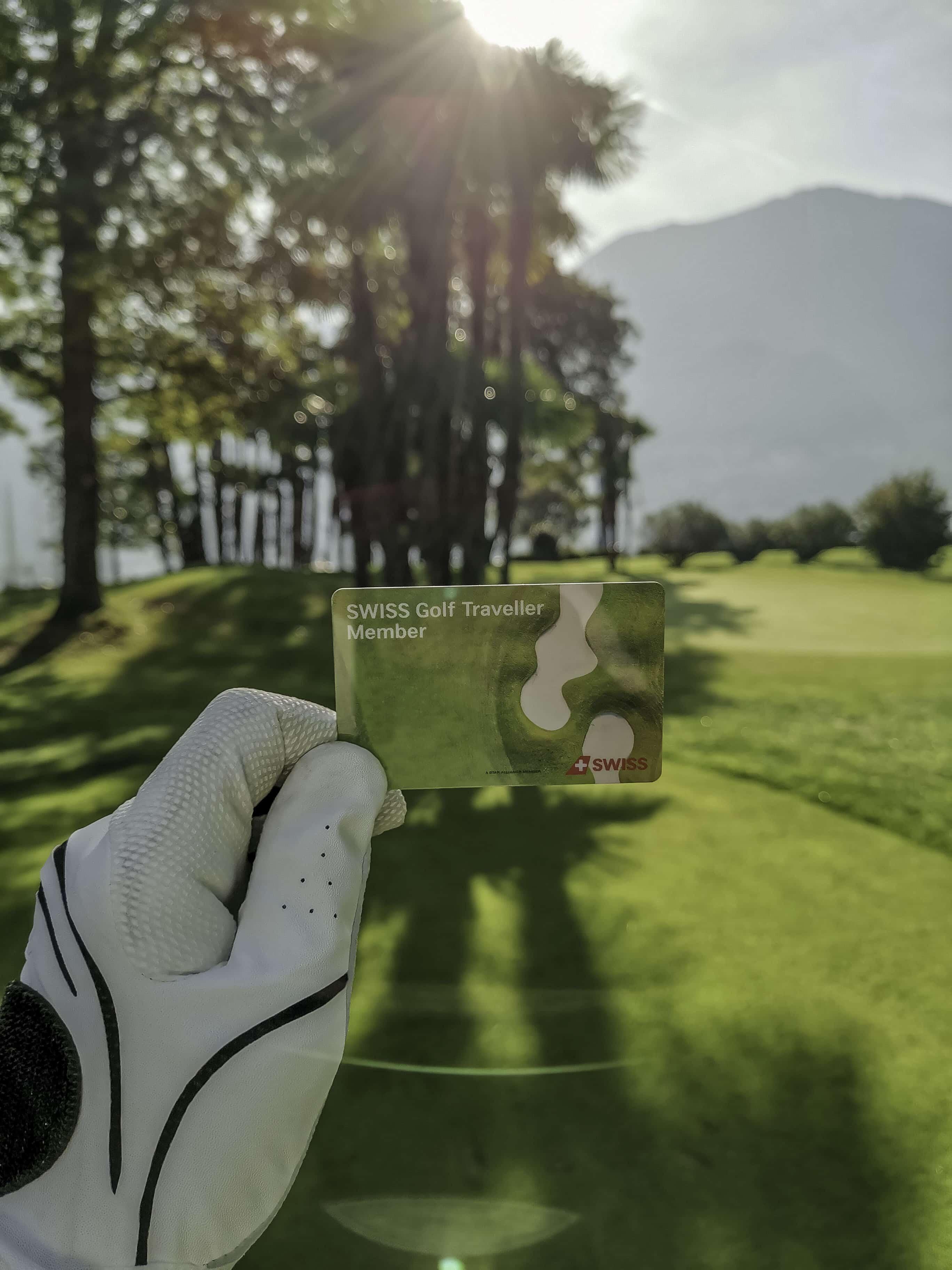 swiss golf karte