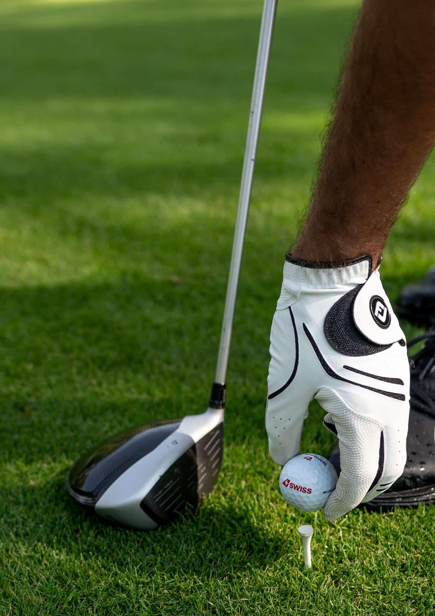 swiss golf trophy